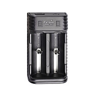 Fenix ARE X2  Multi-function Battery Charger fit for 18650/26650/16340/14500/10440 Li-battery&AA/AAA Battery