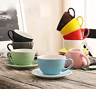 Минимализм Стаканы, 300 ml Украшение Керамика Чайный Сок Кофейные чашки