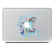 For MacBook Air 11 13/Pro13 15/Pro With Retina13 15/MacBook12 Water Colour Dandelion Decorative Skin Sticker