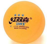 # 3 Sterne 3*5*8 Tischtennisball Gelb Drinnen Legere Sport