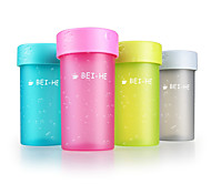 Frosted Drinkware, 330 ml Decoration Plastic Juice Water Tumbler