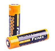 fenix 18650 3.6v 2600mah li-ion de la batería recargable-ARB-l18-2600