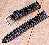 Men's/Women'sWatch Bands cow leather 16mm Watch Accessories