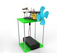Brinquedos Para meninos Brinquedos de Descoberta Kit Faça Você Mesmo Brinquedo Educativo Máquina ABS Preta