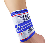 Unisex Hand & Wrist Brace Protective Football Sports Nylon Blue