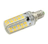 5W E14 LED a pannocchia T 80 SMD 5730 480 lm Bianco caldo Luce fredda Decorativo 110-120 V 1 pezzo