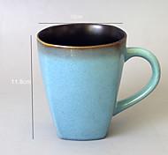 Clásico minimalismo Artículos para Bebida, 300 ml Don novio Regalo novia Cerámica Jugo Leche Tazas de Café