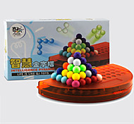 Children Educational Toy Intelligent Problem-solving Toy Leisure Hobby Qiji® Novelty Sphere ABS Rainbow For Boys For Girls
