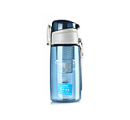 Transparent Sports Outdoor Drinkware, 1000/750/600 ml Portable BPA Free Plastic Juice Water Water Bottle