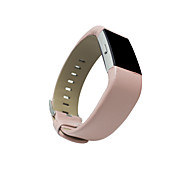 pinhen кожаные ленты для Fitbit заряда 2 подлинной замены кожаный ремешок для спорта фитнес-трекер FitBit бесплатно 2