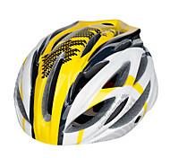 Sports Unisex Bike Helmet 27 Vents Cycling Cycling Mountain Cycling Road Cycling Recreational Cycling Hiking Climbing PC EPSYellow Red