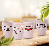 Cartoon Drinkware, 200 ml Decoration Ceramic Coffee Milk Tea Cup