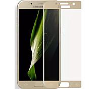 asling для Samsung calaxy a5 (2017 год) 0.2mm 3d дуги края полное покрытие из закаленного стекла протектор экрана защитная пленка