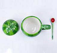 Стаканы, 450 Керамика Сок Молоко Кофейные чашки