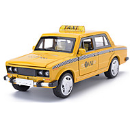 Farm Vehicle Pull Back Vehicles Car Toys 1:28 Metal Blue Yellow Orange Model & Building Toy