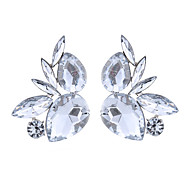 Women's Earrings Set Jewelry Fashion Bohemian Euramerican Crystal Chrome Jewelry Jewelry For Wedding Party Special Occasion Gift