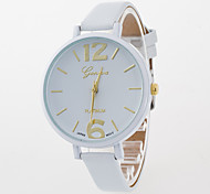 Women's Hammer Is Digital Scale Leisure Fashion BeltGeneva Quartz Watch
