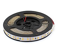 5M Led Flexible Strip Waterproof IP65 300 SMD 5730 60 LEDs/M Cold/Warm White/Blue/Green/Red 12V DC (1 Piece)