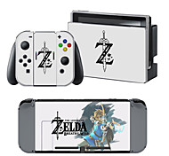 B-Skin Стикер Для Nintendo Переключатель Новинки Переносной