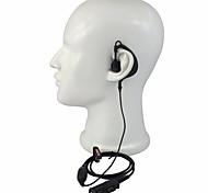 365 Walkie Talkie аксессуары g-образный гарнитур для Motorola Xir P6600 / 6620 xpr 3300/3500 радио микрофон аксессуары