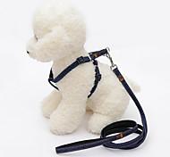 Dog Leash Adjustable/Retractable Solid Nylon