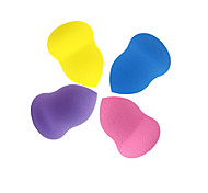 The Gourd Powder Puff/Beauty Blender Natural Sponges 1 Others 4x4x6 Normal 4pcs/Sets