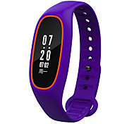 yydb01 Männer / moman Smart Armband / smarwatch / Herzfrequenzmonitor sm Armband Schlafmonitor Pedometer Armband ip67 wasserdicht für ios