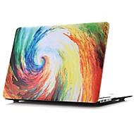 Ölgemälde Regenbogen Muster Macbook Tasche für Macbook Air11 / 13 Pro13 / 15 Pro mit Retina13 / 15 Macbook12