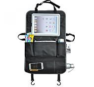 Auto Back Car Seat Organizer Holder Multi-Pocket Travel Storage Hanging Bag Diaper Bag Baby kids Car Seat Ipad Hanging Bag