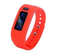 up2 idoneità inseguitore bluetooth intelligente braccialetto intelligente orologio pedometro androidios (5 colori)
