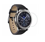 для Samsung Gear s3 протектора закаленного стекла экрана прозрачной 2 шт