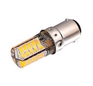 YWXLight® BA15D 3W 40LED 5730SMD 200-300 LM Warm White Cool White  LED Silica Gel Lamp AC 110V/AC 220V