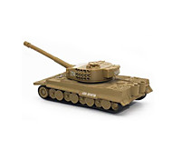 Military Vehicle Pull Back Vehicles 1:32 Metal Plastic Yellow