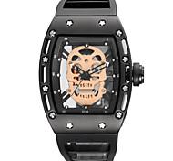 Relógio Esportivo Relógio Militar Relógio Elegante Relógio Esqueleto Relógio de Moda Relógio de Pulso Bracele Relógio QuartzoImpermeável