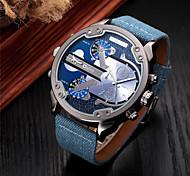 Hombre Niño Reloj Deportivo Reloj Militar Reloj de Vestir Reloj de Moda Reloj de Pulsera Reloj Pulsera Reloj creativo único Cuarzo Japonés