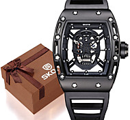 Sport Watch Military Watch Dress Watch Skeleton Watch Fashion Watch Wrist watch Bracelet Watch QuartzWater Resistant / Water Proof