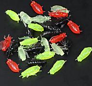 1 pcs Soft Bait Random Colors 1.65 g Ounce mm inch,Plastic General Fishing