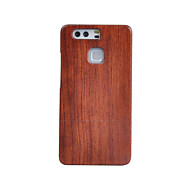 CORNMI For Huawei P9 Wood Bamboo Cover Case Cell Phone Wooden Houising Shell Protection