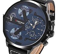 Hombre Reloj Deportivo Reloj Militar Reloj de Vestir Reloj de Moda Reloj de Pulsera Reloj creativo único Reloj Casual CuarzoCalendario
