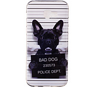 For Samsung Galaxy A3 A5 (2017) Case Cover Dog Pattern HD Painted TPU Material IMD Process Phone Case A7 (2017) A3 A5 (2016) A3 A5