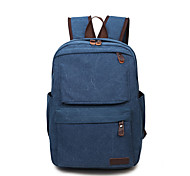 15-Inch Computer Canvas Laptop Bag Waterproof Wearable Breathable