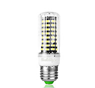 4W E26/E27 Bombillas LED de Mazorca T 80 SMD 5733 350 lm Blanco Fresco V 1 pieza