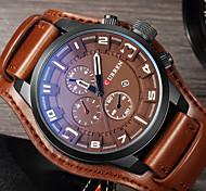 Hombre Reloj Deportivo Reloj Militar Reloj de Vestir Reloj de Moda Reloj Pulsera Reloj creativo único Reloj Casual Reloj de Pulsera