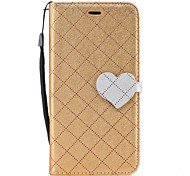Для huawei p10 lite p10 pu кожа материал любовь сшивание цветной телефон p8 lite (2017) mate 9 honor 6x p9 lite y6 ii y5 ii