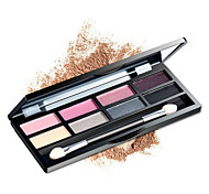 1Pcs Brand Eye Shadow Makeup Shimmer Matte Fashion Eyeshadow Make Up Eyeshadow Palette Cosmetics Brush Makeup Nude Eye Shadow
