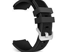 For Samsung Gear S3 Frontier / Classic Watch Band Soft Silicone Replacement Sport Watch Strap
