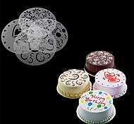 Werkzeug verziert Für Kuchen Plastik