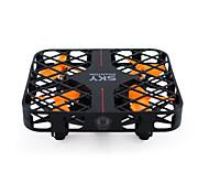 Drohne RC 4 Kan?le 6 Achsen 2.4G - Ferngesteuerter Quadrocopter Ein Schlüssel Für Die Rückkehr Kopfloser ModusFerngesteuerter