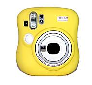 Dengpin Soft Silicone Armor Skin Rubber Camera Cover Case Bag for Fujifilm mini25 (Assorted Colors)