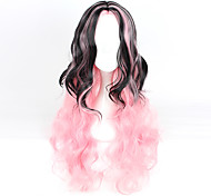 Lolita Wigs Sweet Lolita Color Gradient Lolita Wig 80-90 CM Cosplay Wigs Wig For